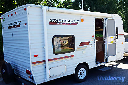 0Starcraft Ar-One 16 ft Travel Trailer, Easy to tow with SUV  Flowery Branch, Georgia