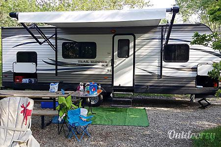 2015  Heartland Travel Trailer  Petersburg, Virginia