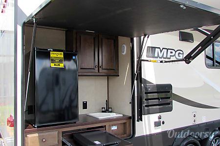 2017 Crossroads Cruiser MPG 2250RB  Jacksonville, Fl