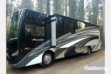 2017 Palazzo Class A Diesel  San Diego, California