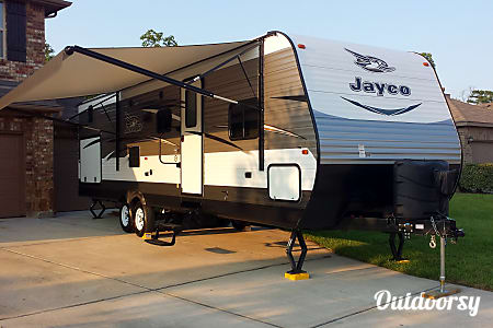 2017 Jayco Jay Flight  Houston Crosby, Texas