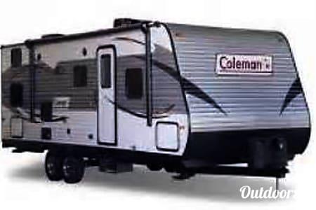 02018 Coleman Lantern 274BH  Colorado Springs, CO