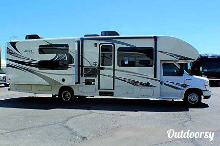 02017 Jayco Greyhawk  Oceanside, California