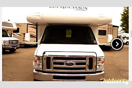 2014 Coachmen Leprechaun  Fresno, California
