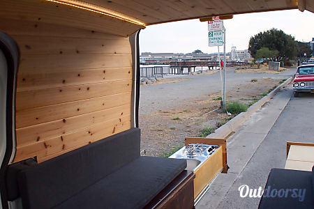 Beautiful 2011 Ford Transit Outdoor Converted Campervan  San Francisco, California