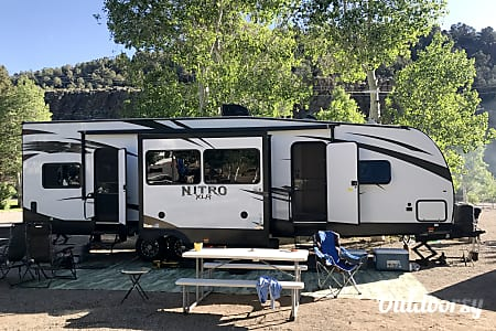 02016 Forest River Nitro Xlr  Cameron Park, CA