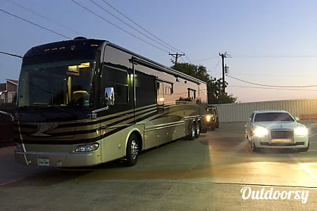 02013 Thor Motor Coach Tuscany  Arlington, TX