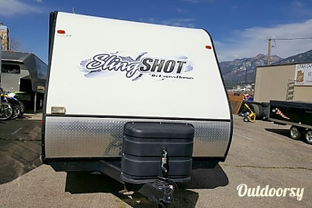 0Slingshot Travel Trailer  Draper, UT