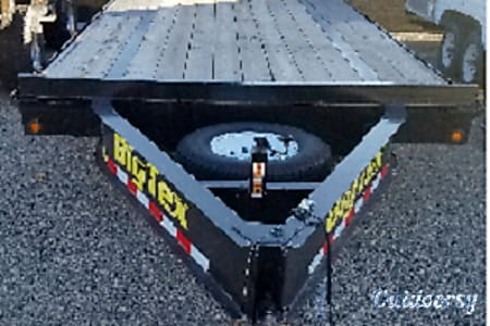 02016 Deckover Flatbed Trailer  Draper, UT