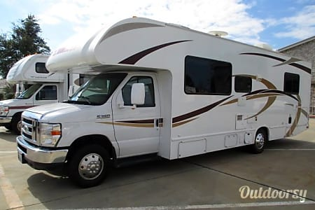 02014 Thor Motor Coach Four Winds  Sandy, UT