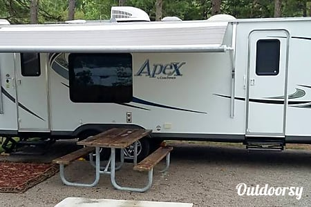 02014 Coachmen Apex  Little Rock, Arkansas