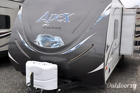 2014 Coachmen Apex  Little Rock, Arkansas