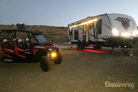 02016 Stryker Ultimate Toy Hauler Getaway  Cottonwood, AZ