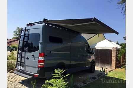 "0""Paca"" the adventure van  (Mercedes Sprinter 2016)  Thousand Oaks, CA"