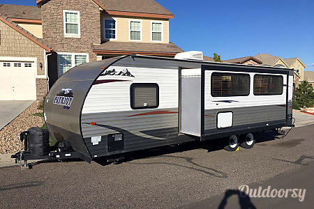 0Forest River Patriot Travel Trailer  Highlands Ranch, Colorado