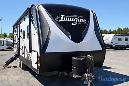BRAND NEW 2018 IMAGINE COACH: DELIVERED RIGHT TO YOUR NEXT EVENT OR CAMPING SITE  Lake Oswego, Oregon