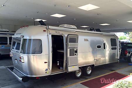 2014 Airstream International  Calabasas, California