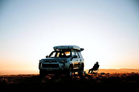 2016 Toyota 4Runner Trail  San Francisco, CA
