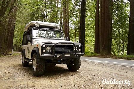 1994 Land Rover Defender  San Francisco, California