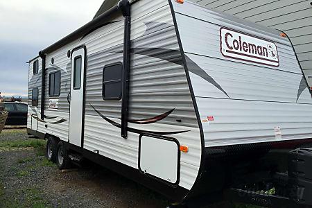 02016 COLEMAN LANTERN SERIES  Moses Lake, WA