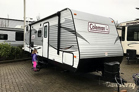 2016 Dutchmen Coleman Bunkhouse  Vancouver, Washington