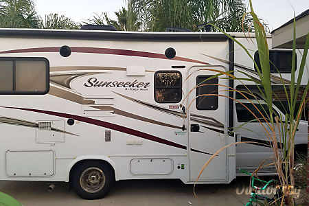 2016 Forest River Sunseeker  Larose, Louisiana