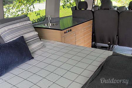 2016 Ford Ujoint Camper Vans  Fletcher, North Carolina