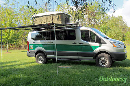 2016 Ford Ujoint Camper Vans  Fletcher, North Carolina