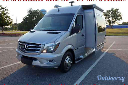 0B-2 Mercedes Era • Class B Executive/VIP Motorhome  Cypress, TX