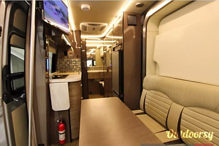 B-2 Mercedes Era • Class B Executive/VIP Motorhome  Cypress, TX