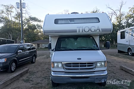 1998 Ford tioga  Albuquerque, New Mexico