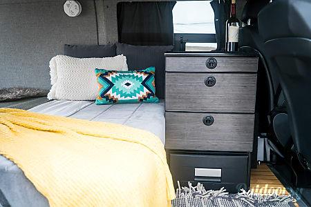 2017 Mercedes-Benz Metris/Sprinter 2 passenger campervan  San Francisco, California