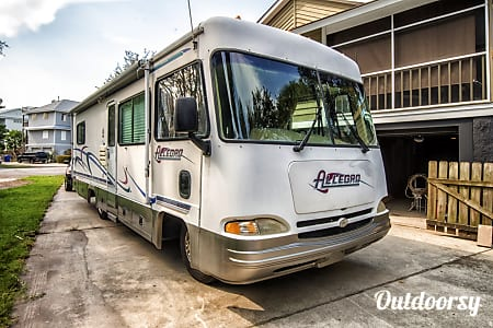 02000 Tiffin Motorhomes Allegro  Charleston, SC