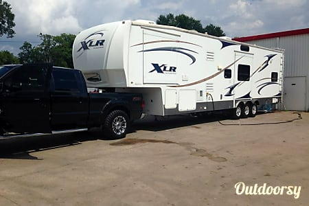 2007 Forest River Xlr Thunrderbolt  Azle, Texas
