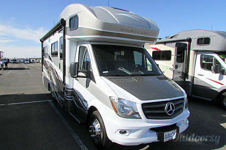 2017 Winnebago View 24J (San Diego)  Los Angeles, Ca