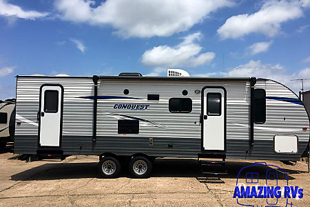 02018 Gulf Stream Conquest Lite 268BH  Houston, TX