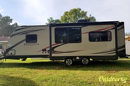 02015 Heartland Wilderness  Clearwater, Florida