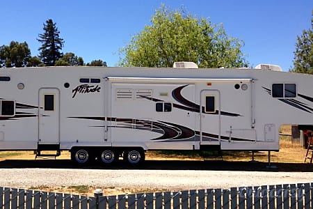 02008 Eclipse Recreational Vehicles Attitude  Gilroy, CA