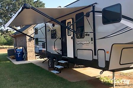 2017 Keystone Springdale  Guthrie, Oklahoma