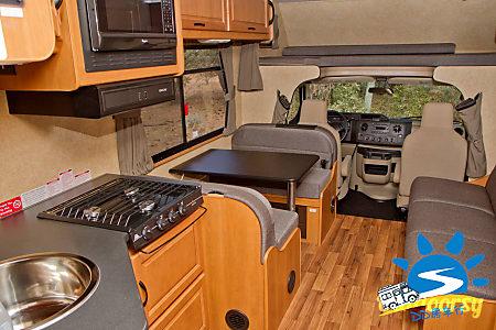 30' Ford E450  CARSON, CA