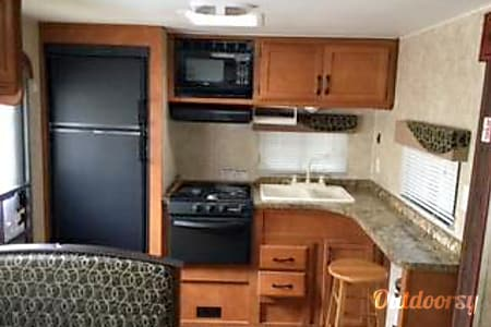 2014 Aerolite Travel Trailer  Lincoln, New Hampshire
