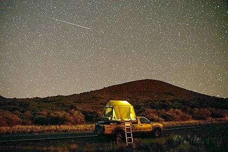 4WD Nissan Frontier Camper  Hilo, Hawaii