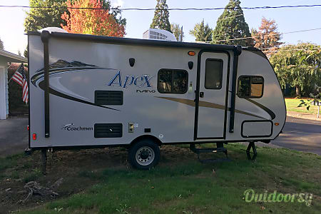 02016 Coachmen Apex  Salem, Oregon