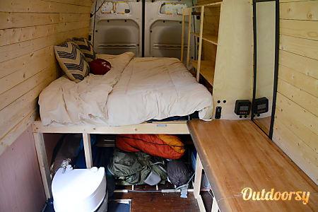 Vanny McVanface, a 2007 Sprinter Van!  Stone Mountain, Georgia