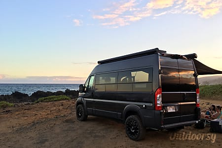 2017 Dodge Promaster  Kaneohe, Hawaii