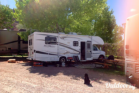 02014 Thor Motor Coach Freedom Elite  Ogden, Utah