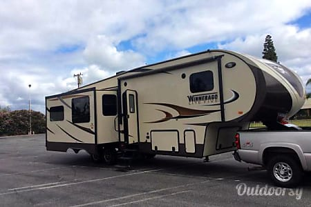 02015 Winnebago Ultralite  Harbor City, CA