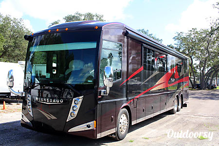 The Tour - Luxury Bus  Gibsonton, FL