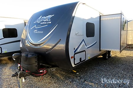 02017 Coachmen Apex 245BHS  Spokane Valley, WA