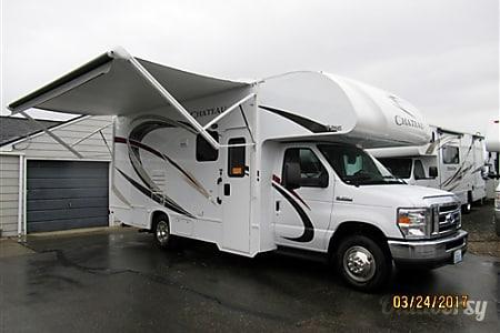 02018 Thor Motor Coach Chateau 24F(5)  Spokane Valley, WA